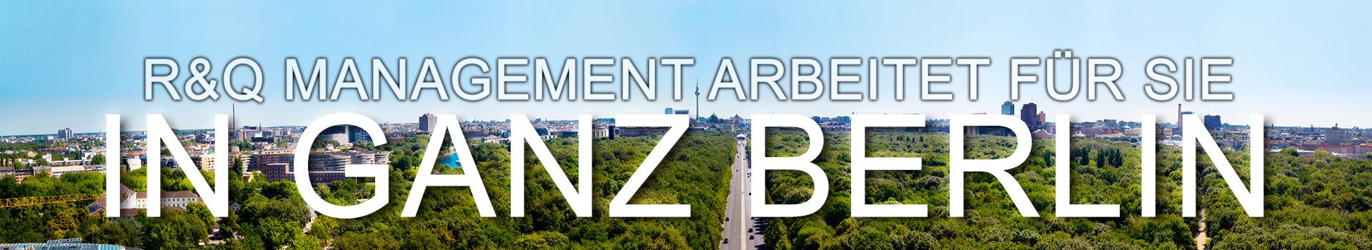 Büroreinigung in Berlin Spandau und im Rest von Berlin